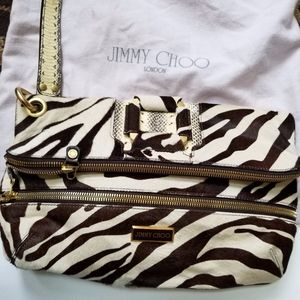 Jimmy Choo Satchel purse